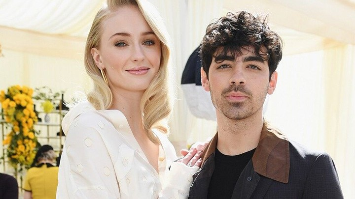 Joe Jonas and Sophie Turner Wedding