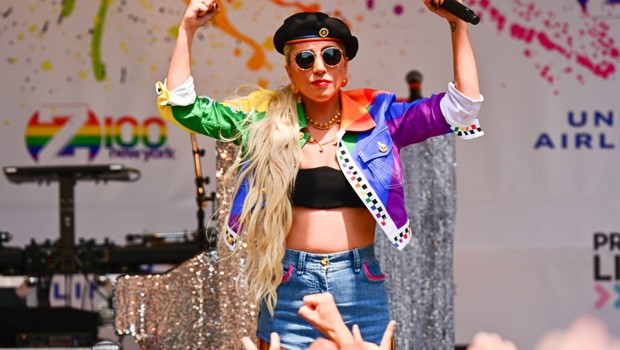Lady Gaga Stonewall day LGBGQ+ pride celebration