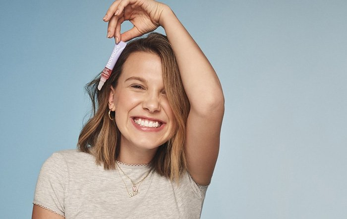 Millie Bobby Brown's Beauty Line